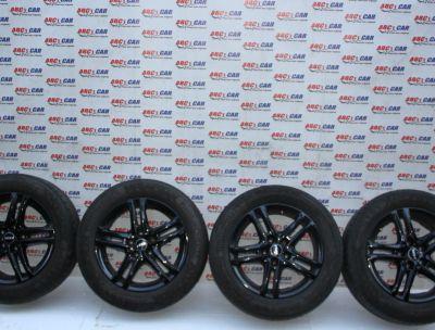 Set jante aliaj R16 Ford Focus 3, 6,5JX16H2, ET50, 5X1082012-2018