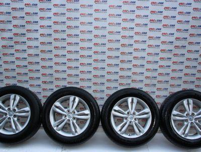 Set jante aliaj R17 Hyundai Tucson 2009-2015 ET48, 6.5JX1752910-2S100