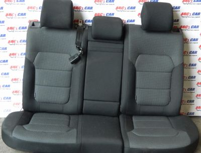 Bancheta spate completa din material VW Passat B7 variant 2010-2014