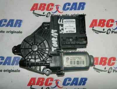 Motoras macara usa dreapta fata VW Touran 1 2003-2009 Cod: 1K0959792R