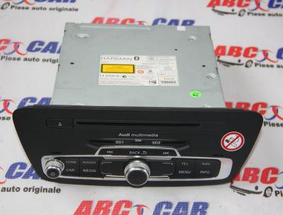 Unitate MMI Audi Q3 8U 2011-In prezent 8U0035670A
