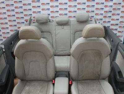 Interiorpiele + alcantara (culoare gri), electric fara memorieAudi A4 B8 8K 2008-2015 Avant