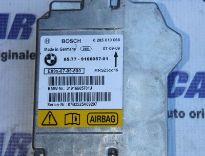 Calculator airbag BMW Seria 3 E90/E91 2005-2012 6577-9166057-01