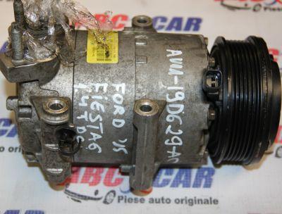 Compresor clima Ford Fiesta 6 1.4 TDCI 2009-2017 AV11-19D629-AC