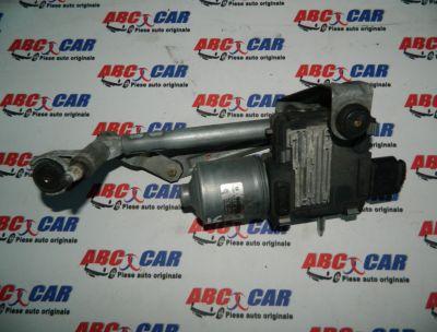 Motoras ansamblu stergator stanga VW Touran 1 2003-2009 Cod: 1T0955119A
