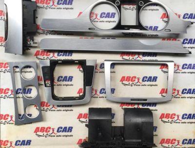 Ornamente bord din aluminiu VW Passat B6 2005-2010