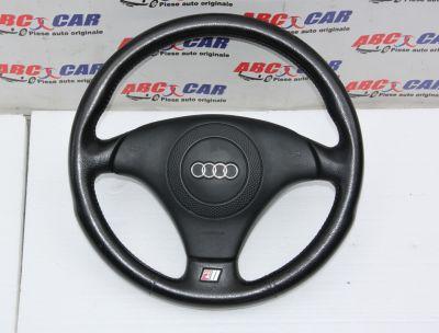 Volan din piele cu airbag Audi A4 B5 1995-2000