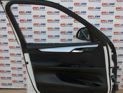 Tapiterie usa stanga fata BMW X5 F15 2013-In prezent