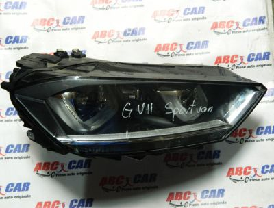 Far dreapta Bi-Xenon Led VW Golf Sportsvan 2014-In prezent 517941034A