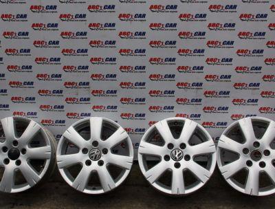 Set jante aliaj R15 5X112 VW Golf 5 2005-2009 2K1071495666