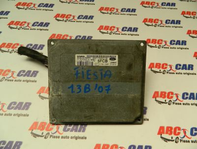 Calculator motor Ford Fiesta 5 2002-2008 1.3 benzina  6S61-12A650-SB
