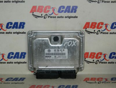 Calculator motor VW Polo 9N 2004-2008 1.4 TDI Cod: 045906019BN
