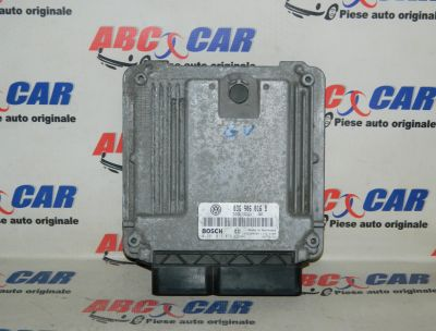 Calculator motor VW Golf 5 2005-2009 1.9 TDI BKC 03G906016B