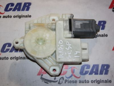Motoras macara stanga spateSkoda Rapid (NH3) 2012-prezent 5JA959811L