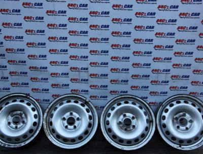 Set jante tabla R15 VW Caddy (2K) 2004-2015