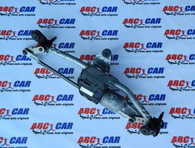 Ansamblu stergator parbriz cu motoras Audi A3 8V 2012-In prezent 1.4 TSI 8V1955023D