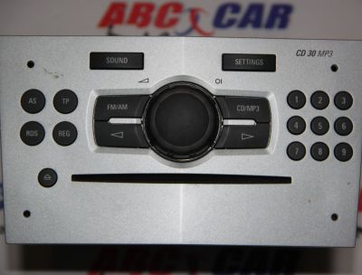 CD-Player Opel Zafira B 2006-2014 344183129