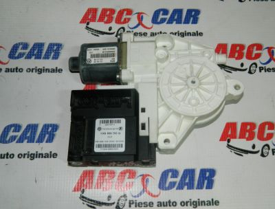 Motoras macara usa stanga fata VW Touran 1 2003-2009 Cod: 1K0959793Q