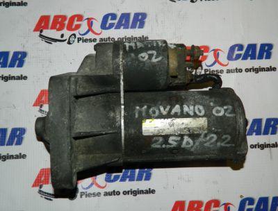 Electromotor Opel Movano B 2010-In prezent 2.5 Diesel 8200018818