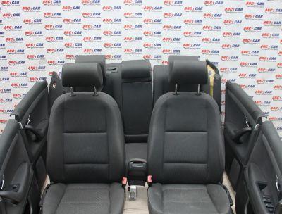 Interior din material textil cu incalzire Audi A4 B7 2005-2008