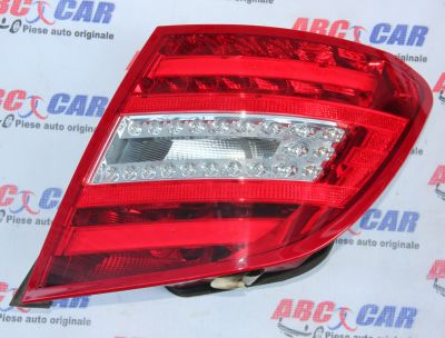 Stop LED dreapta Mercedes C-Class S204 (break) facelift 2011-2014 A2048204764