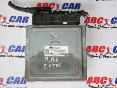 Calculator motor VW Passat B6 2005-2010 2.0 TDI 03G906018