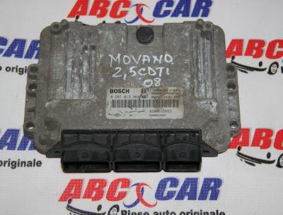 Calculator motor Opel Movano A 2008 2.5 DCI 8200635663