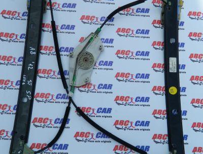 Macara stanga spate Audi A8 4H 2010-2016 Long COD : 4H0839461B