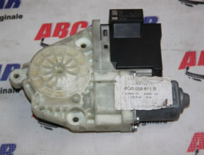 Motoras macara usa stanga spate Seat Ibiza (6L1) 2002-2009 6Q0959811B