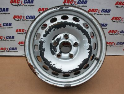 Janta tabla R15, 5x112, ET47 VW Caddy (2K) 2004-2015 2K0601027