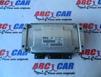 Calculator motor Citroen Xsara 2000-2005 1.6 B 9648483480