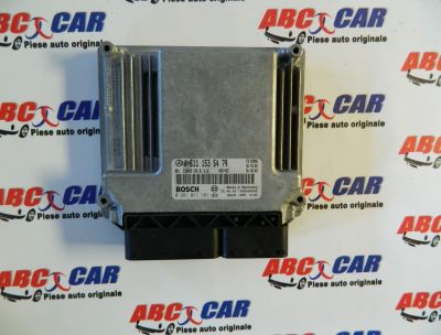 Calculator motor Mercedes Vito 2.2 CDI W639 2004-2013 90 CP A6111535479