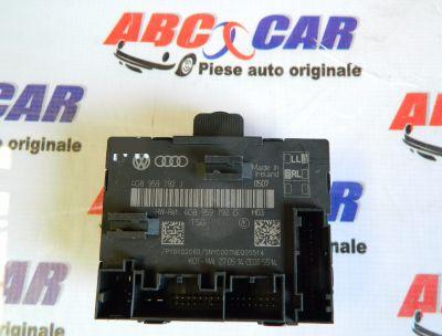Modul usa dreapta fata Audi A7 4G 2010-In prezent 4G8959792J