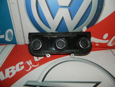 Panou climatizare VW Golf 6 2009-2013 cod: 7N0907026AM