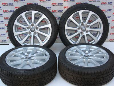 Set jante aliaj R17 Audi A3 8V 2012-2020 8V0601025DM