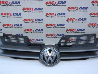 Grila radiatoare cu sigla VW Golf 5 2005-2009 1K0853655A