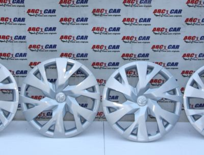 Set capate roti R15 Toyota Yaris (XP130) 2011-2019