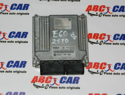 Calculator motor BMW Seria 5 E60/E61 2005-2010 2.5 Diesel 7794650