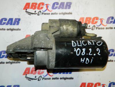 Electromotor Fiat Ducato 2 2006-In prezent 2.2 HDI 0001109205