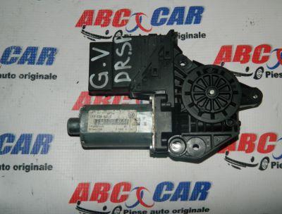 Motoras macara usa dreapta spate VW Golf 5 2005-2009 Cod: 1K4839402E