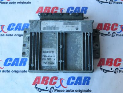 Calculator motor Renault Laguna  2 2001-2007 1.6 16v 8200164728
