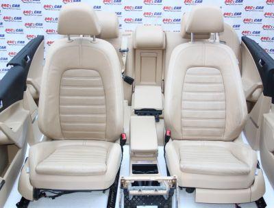 Interior piele crem full electric VW Passat B6 variant 2005-2010