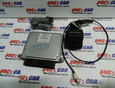 Kit pornire Mercedes E Class W211 2.2 CDI automat, calculator motor COD: A6461505172
