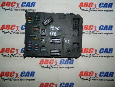 Panou sigurante Peugeot 206 1999-2010 1.4 Benzina Cod: 9652474680