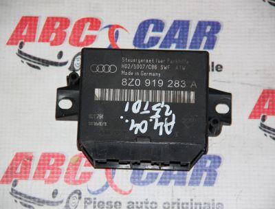 Modul senzori parcare Audi A4 B6 8E 2000-20058Z0919283A