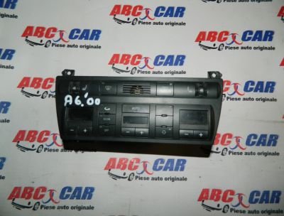 Panou comanda clima Audi A6 4B C5 1997-2004 Cod: 4B0820043G