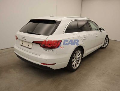 Calculator carlig Audi A4 B9 8W 2015-In prezent