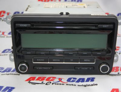 Radio CD VW Golf 6 2009-2013 1K0035186AA