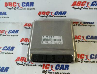 Calculator motor Mercedes A Class W168 1998-2003 1.7 CDI A0001533179