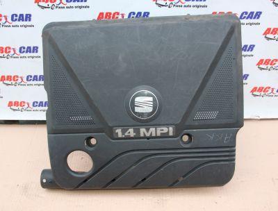 Capac motor cu carcasa filtru aer Seat Ibiza 4(6L1) 2002-2009 1.4 MPI 030129607AT